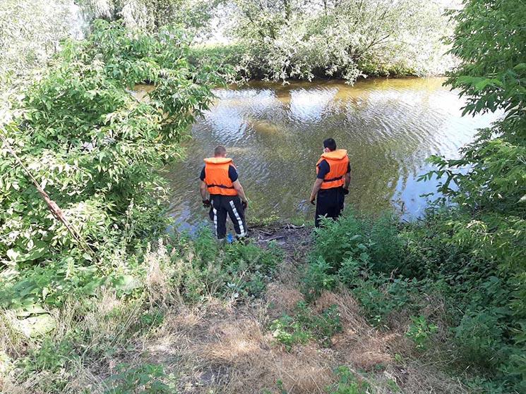 На Білоцерківщині в річці Протока втопилася жінка