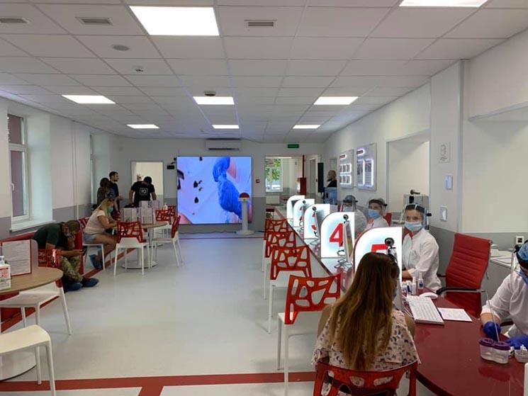 «Біофарма» відкрила нову станцію переливання крові