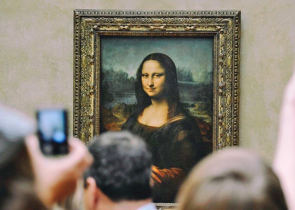 Мона Ліза: під портретом знайшли прихований ескіз