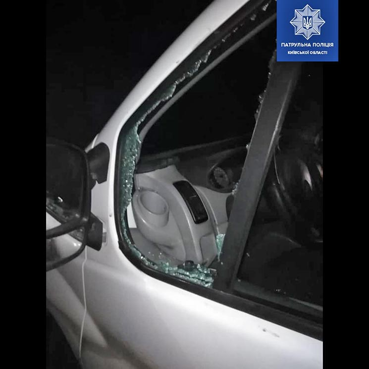 """Білоцерківські патрульні """"на гарячому"""" затримали автовикрадача"""