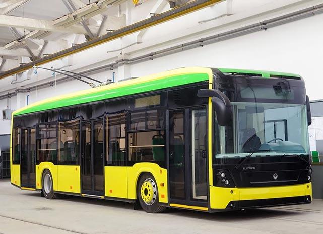 Мінінфраструктури планує оновити громадський транспорт у Білій Церкві